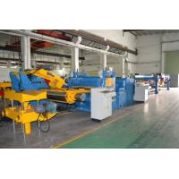 Quality PLC Control HRC Metal Cut To Length Machine With Leveling Function Automatically wholesale