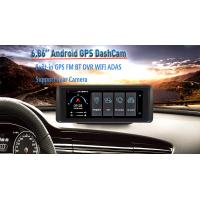 Quality Android 5.0 In Dash Navigation System 6.86 Inches1280 × RGB × 480 Screen Resolution wholesale