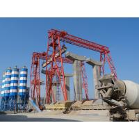 Quality DCS 80t - 34m / 36m Industrial Bridge And Gantry Crane For Mining Maintenance wholesale