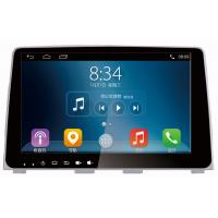 Buy cheap 9 Inch Android CAR DVD Player Hyundai Sonata Touch Button GPS Bluetooth Aux from wholesalers