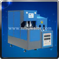 China Automatic control stretch blow moulding machine on sale