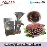 Quality Industrial Cocoa Bean Grinding Machine Price|Cacao Processing Equipment for Business wholesale