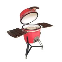 Quality Outdoor Cooking Appliance Kamado Pizza Oven Tandoor Oven Easily Assembled wholesale