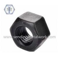 Buy cheap ASTM A194 2HM Heavy Hex Nuts Structure Nut product