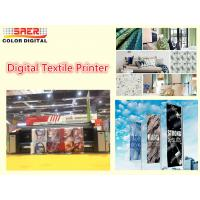 China Large Format With High Resolution Cloth Printing Machine Digital Textile Printer Epson 4720 Head on sale