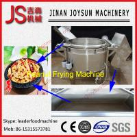Quality Automatic Continuous Fryer Peanut Roasting Machine Stainless Steel wholesale