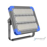 China Aluminium Shell SMD LED Floodlight 120LM/W 100W Ultra Slim Streamline Appearance on sale