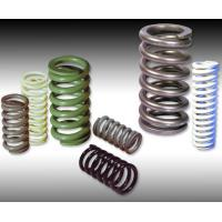 China Stainless Steel Helical Compression Coil Spring / Motorcycle Coil Springs on sale