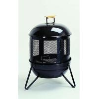19 Round Fireplace,Barbecue,Grill,BBQ