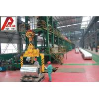 China DX51D Prime Hot Dipped Galvanized Steel Sheet , galvanized metal strips EN10327 on sale