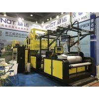 Quality Vinot 2018 Double screw extruder Good Quality Stretch Film Machine With Width 1000mm & LLDPE Material Model No.SLW-1000 wholesale