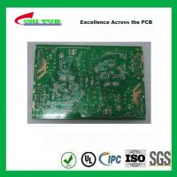 Quality 2L FR4 1.6mm OSP Quick Turn PCB Prototypes For Securit And Protection wholesale