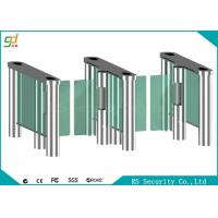 China Intelligent Automatic Swing Gate High Speed / High Secuiry turnstile on sale