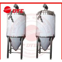 Cheap CE Stainless Steel Conical Fermenter Fermenting / Fermentation Alcohol for sale