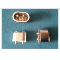 Quality Euro Heater Plug 6mm DIA Brass Pin Mica Insulators For Heaters Manufacturing wholesale