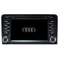 Quality Audi A3 2003-2011 Android 9.0 Car DVD Player 2 Din Autoradio GPS Sat Nav support Mirrorlink Carplay AUD-7783GDA wholesale