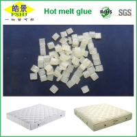 Quality Non Woven Mattress Hot Melt Adhesive , Hot Melt Pellets For Sofa Water Resistance wholesale