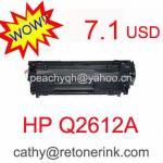 Quality Compatible HP Laser Toner Cartridge Q2612A HP 12A wholesale