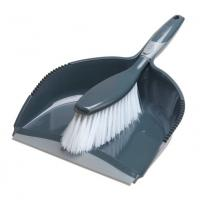 Quality portable and cute cleaning brushes with dustpan, little broom set cleaning desk wholesale