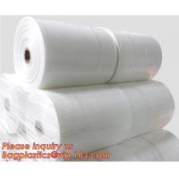 China 25MicTransparent PVC Shrink Film For Printing And Packaging,pof shrink plastic packing film for packaging bagease packag on sale