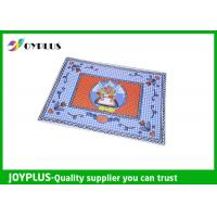 Buy cheap Anti Slip Dining Table Placemats Washable Placemats Vinyl For Home / Hotel from wholesalers