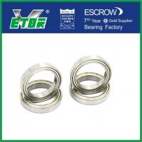 Quality Professional Miniature Deep Groove Ball Bearings For Home Appliance Low Noice wholesale