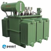 Quality 20kV - Class Low Noise Oil Immersed Power Transformer Anti - Short Circuit wholesale