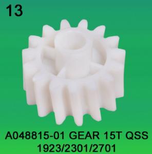 Quality A048815-01 GEAR TEETH-15 FOR NORITSU qss1923/2301/2701 minilab wholesale
