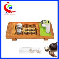 Quality Chinese tea cooking machine wood tea counter black tea cooking table wholesale