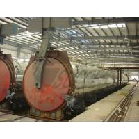 Quality Large Steam AAC Autoclave System Horizontal 1.5mpa For Fly Ash Brick wholesale