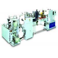 Quality Mini / Standard Pocket Tissue Production Line With Bundling Packer CE Certification wholesale