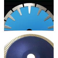 China Hot Pressed Sintered Concave Blade on sale