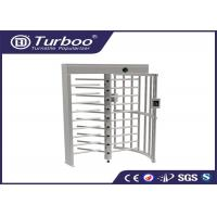 Cheap Workshop Manual Full Height Turnstile Self Resetting Function ISO9001 CE Certificate for sale