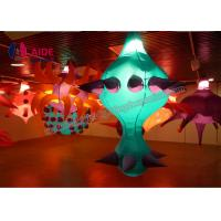 Quality Colorful Spider Star Inflatable Lighting Decoration Indoor Chidren Play  In Party wholesale