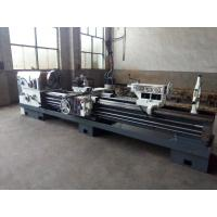 China High Speed Horizontal Lathe Machine For Metalwork Turning And Roll Turning on sale