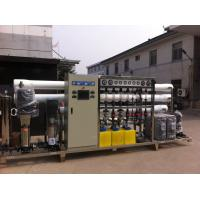 Quality 35,000 liter / Hour pure water treatment system for drinking & beverage wholesale