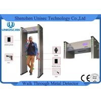 Quality Remote Control Airport Security Full Body Scanners For Electronic Factory wholesale