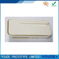 Quality Small Order Vacuum Casting Prototyping Service Plastic Case With Beige Painting wholesale