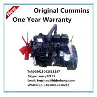 Buy cheap Cummins 4BTA3.9-C80 motor for argricultural  water pump and fire pump product