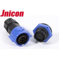 Quality 12 Pin Waterproof Data Connector IP67 / IP68 M19 Screw Locking Connecting wholesale