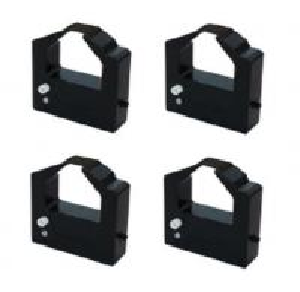 Quality Compatible Nylon Ribbon for Honneywell Bull 4 54 DEC LA 324 424 Nylon 25mm Black wholesale