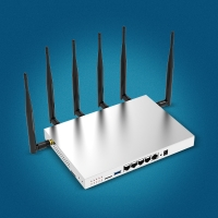 China MTK7621 1200Mbps wifi rate 3G 4G WIFI Router with cat6 4G module gigabit router on sale