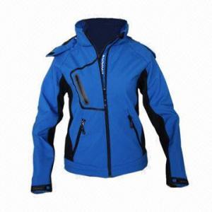 Quality Women's Waterproof Softshell Jacket, Windbreaker, Outdoor Wear, Functional Outdoor Coat wholesale