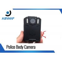 China 10 Hours Recording Waterproof Body Worn CCTV Cameras High Definition on sale