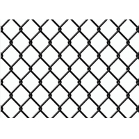 China Diamond Sportsfield Pvc Coated Wire Mesh Stainless Steel Welded 5m Fence on sale