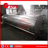 Quality Direct Enery Efficient Stainless Steel Tank Mueller Milk Tank For Dairy wholesale