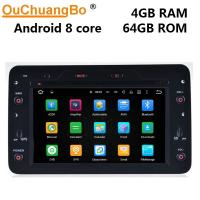 China Ouchuangbo car radio bluetooth video for Alfa Romeo Spider (2006 onwards) With USB WIFI 64GB 8 Cores CPU 9.0 system on sale