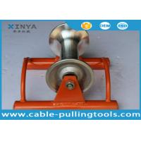 Quality Straight Line Cable Laying Roller Cable Pulley With Aluminum Wheel wholesale