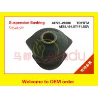 Quality Toyota Camry Control Arm Bushing , Front Control Arm Bushing Replacement 48725-20380 wholesale