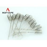 Quality Fast Heating A1 Wire Heating Kanthal Coils For Rebuildable Atomizer wholesale